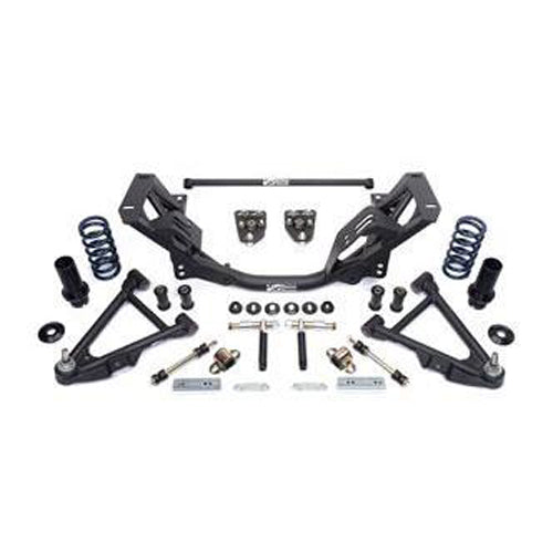 Maximum Motorsports K-Member Package, 1990-93 Mustang, Forward-Offset Arms MMKMP-13