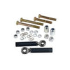 Maximum Motorsports Bumpsteer kit, 1994-04 Mustang, bolt-through style MMTR-3