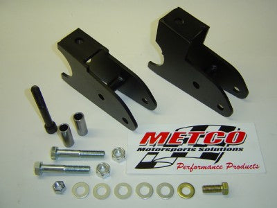 Metco Motorsports Instant Center Modification Brackets (2005-2010 Mustang) MNI-MIC2005