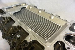 Whipple 2012 Boss 302 Mustang Stage 2 SC Kit, Billet 132MM Eliptical Carbon inlet tube/Jackshaft cover