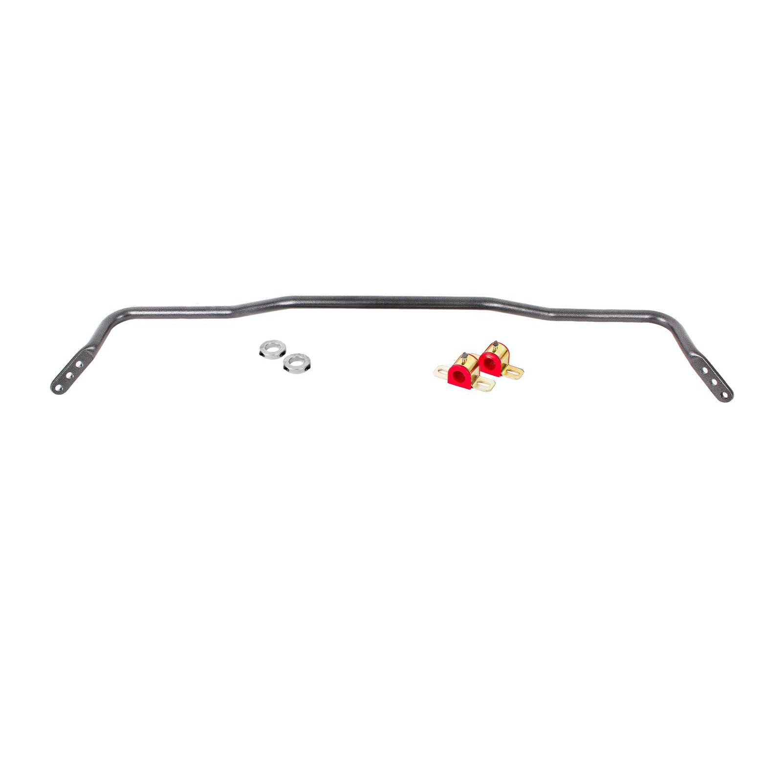 BMR Suspension Sway Bar Kit, Rear, Hollow, 25mm, 3-hole Adjustable