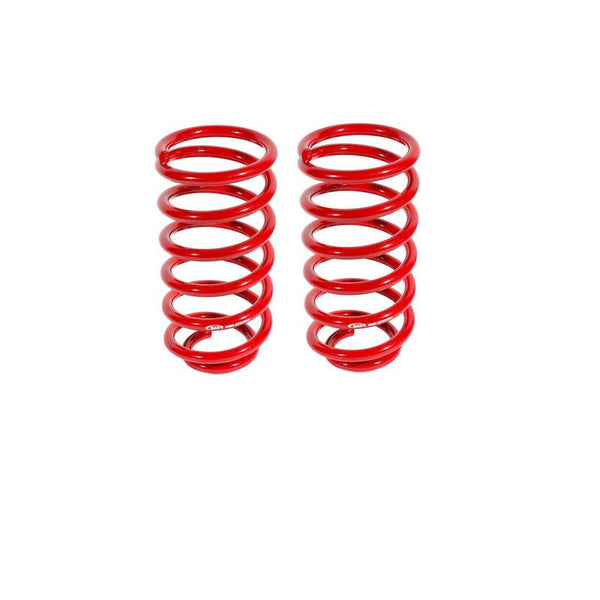 "BMR Suspension Lowering Springs, Rear, 1"" Drop, 235 Spring Rate SP029"