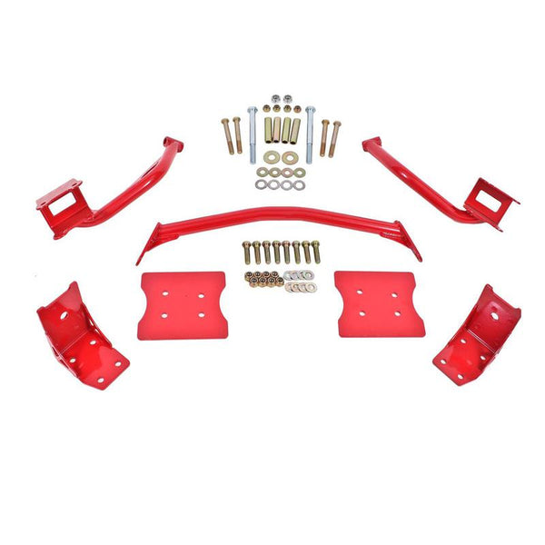 BMR Suspension Torque Box Reinforcement Plate Kit (TBR005 And TBR003) TBR004