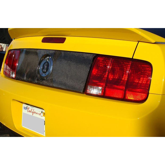 Trucarbon 2005-09 Mustang Carbon Fiber Blackout Panel TC10024-LG34