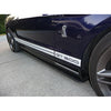 Trucarbon 2010-12 Mustang Carbon Fiber Side Skirts (V6/GT/GT500) TC10025-XR4