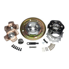 Maximum Motorsports MM-Tilton Mustang Clutch Kit, 1979-2004 with pushrod 5.0L TIL-P(Pushrod 5.0), 1996-2004, 26-spline TIL-P(Pushrod 5.0)