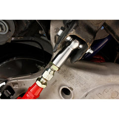 BMR Suspension Toe Rods, Rear, On-Car Adjustable, Rod Ends