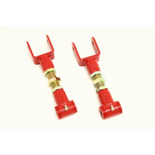 BMR Suspension Upper Control Arms, DOM, On-car Adjustable, Polyurethane Bushings UTCA014