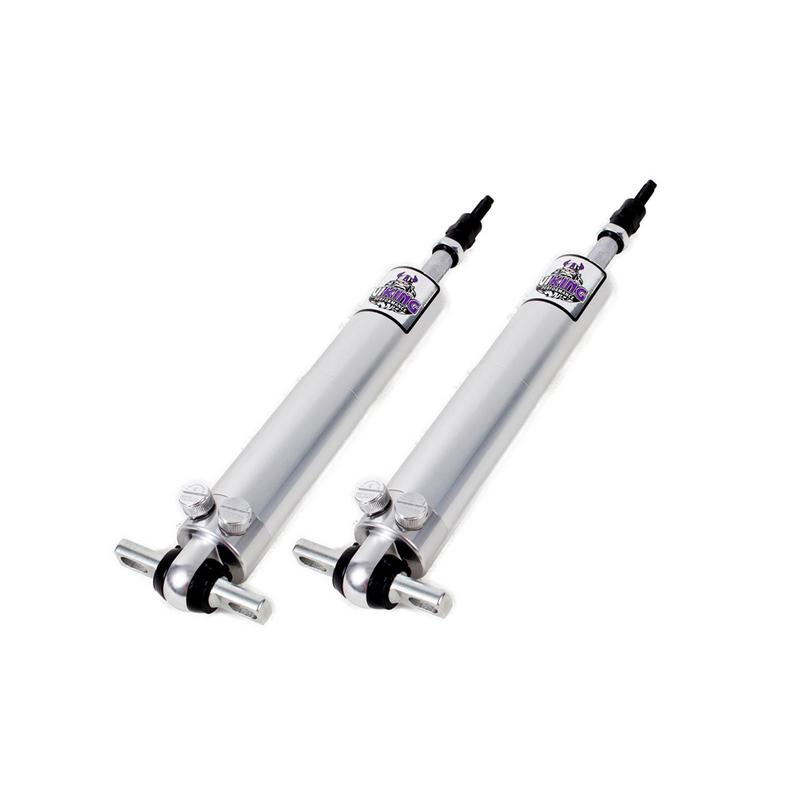 BMR Suspension Viking Shock, Crusader, Double Adjustable, Rear, Handling, Pair