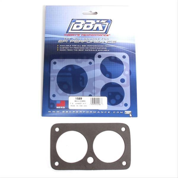 BBK 96-04 65mm Throttle Body Gasket Kit - 4.6L Cobra / Lightning Truck 1589