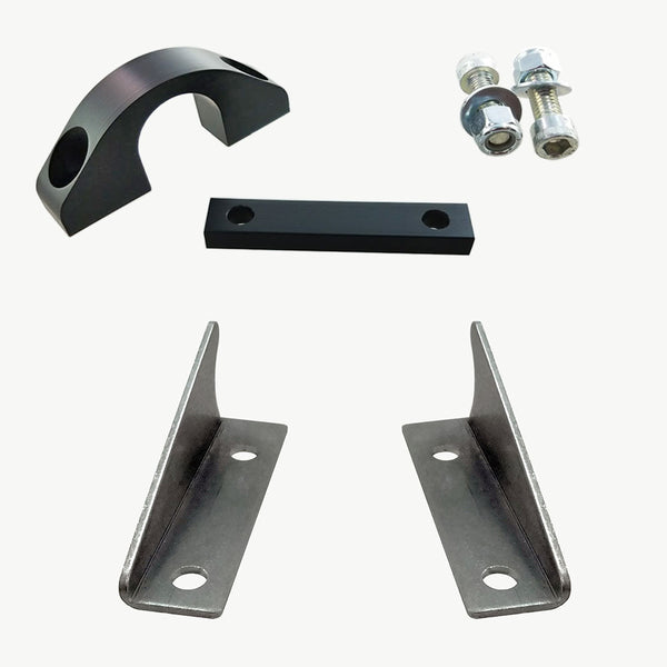 UPR Billet Pinto Rack Mount & Tab Kit 2029-100