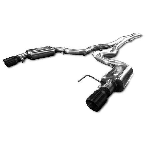 "Kooks 2005-2009 Ford Mustang GT/Shelby GT500 Oem X 3"" Cat-back Exhaust 11304200"
