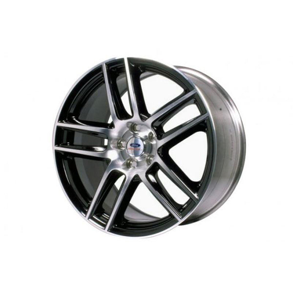 Roush Performance 2005-2014 Mustang Front Wheel Black w/ Machined Face - Ford Racing M-1007-DC199LGB