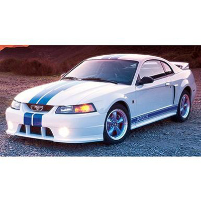 Roush Performance Mustang Graphic Stripes Kit, 380R (2000-2004) SM04-6300-BK-C