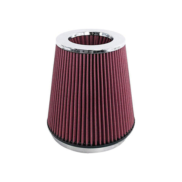 Steeda Mustang Red Replacement Cone Filter Element STE 100 RED