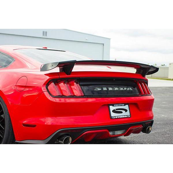 Steeda S550 Functional Race Wing (15-18 All) 476 STEEDA WING 15