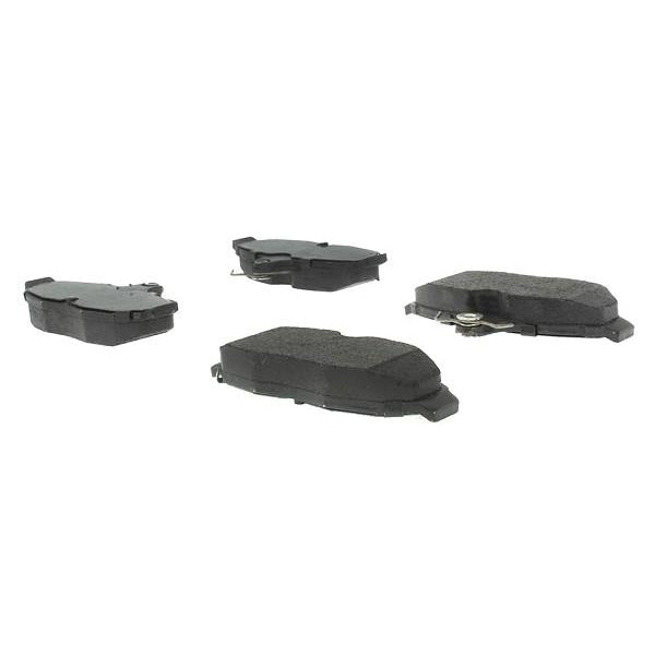 StopTech Posi-Quiet Ceramic Mustang Cobra Rear Brake Pads (1993) 492 106 05450
