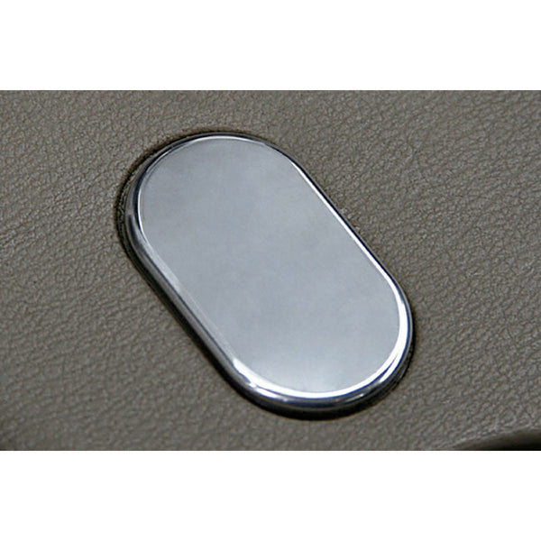 Steeda Mustang Coin Holder Delete - Polished (99-04 All) 418 011805 02