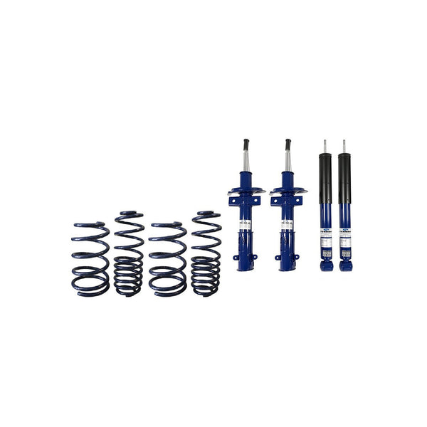 Steeda Pro-Action & Ultra-Lite Springs Mustang Suspension Package (11-14) 555 8412