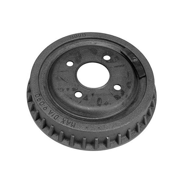 Centric Mustang Standard Rear Brake Drum (79-93)492 123 61020