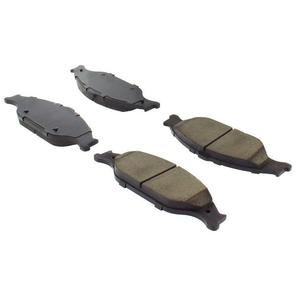 StopTech Mustang Street Performance Front Brake Pads (99-04) 492 305 08040