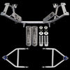 UPR 79-93 Mustang Chrome Moly K Member & Adj A Arm Kit 2005-79K-103