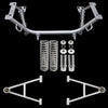 UPR 79-93 Mustang Chrome Moly K Member No Motor Mount No Sway Kit 2005-79K-NM-101