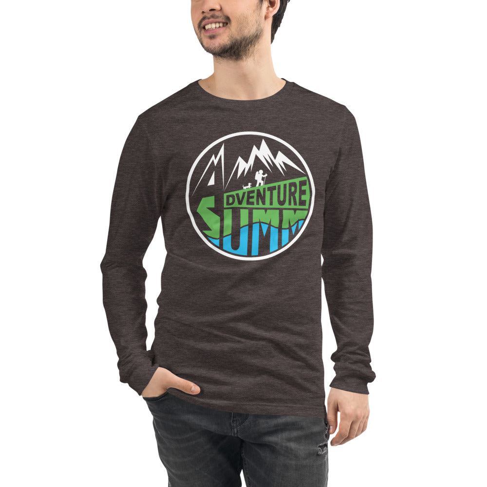 AdventureSumm OG Unisex Long Sleeve Tee