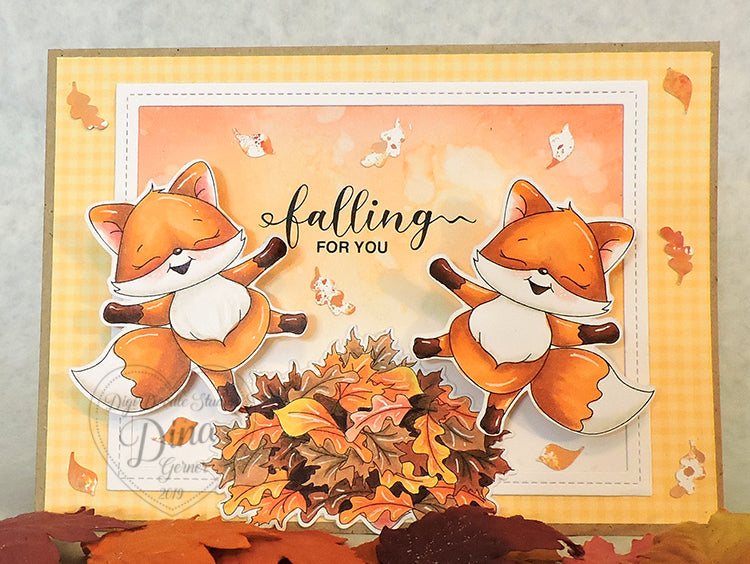 Falling For You Little Fox