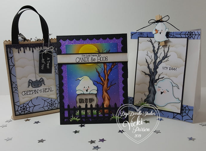 Halloween Bag-alopes