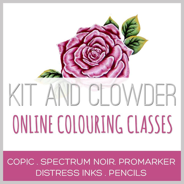 Kit and Clowder Coloring Classes