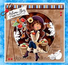 Amber Rose Digi Doodles Digi Stamp Instant Download Digital Stamp