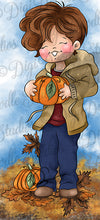 Booker Autumn Digi Doodles Digi Stamp
