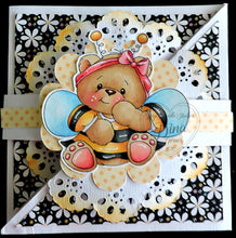 Sweet Honey Bears Pairables Digi Doodles Digi Stamp Set