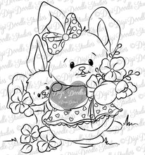 Digi Doodles Daisy May and Sweet Pea Digi Stamps