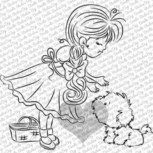 Dalili and Teah Digi Doodles Digi Stamp