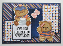 Get Well Beary Soon Pairables Digi Doodles Digi Stamp Set