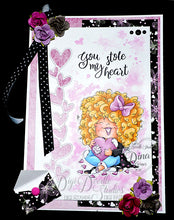 Love In The Air Digi Doodles Digi Paper Pack