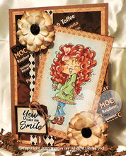 Ginger Digi Doodles Digi Stamp Digital Stamp Instant Download