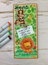 It's a Jungle Out There Pairables Digi Doodles Digi Stamp Set