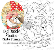 Lexi Digi Doodles Instant Download Digital Stamp Digi Stamp