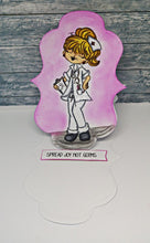 Nurse Debra Lee Digi Doodles Digi Stamp