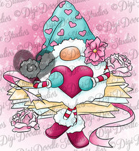Romy Love Gnome Digi Stamp