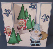 Christmas Elves Pairables Digi Doodles Digi Stamp Set
