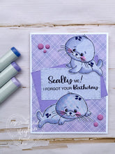 Seally For You Pairables Digi Doodles Digi Stamp Set