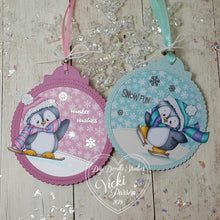 Wintertime Penguins Pairables Digi Stamp Set