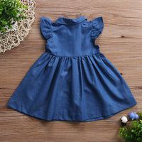 Adorable Toddler Princess Summer Party Dress