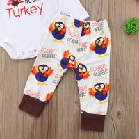 2019 Thanksgiving Baby 2 Piece Set