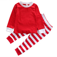 Toddler Christmas Pajama Set
