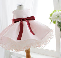 Lace Princess Bridesmaid or Christening Dress